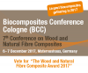 Biocomposites Conference Cologne (BCC)